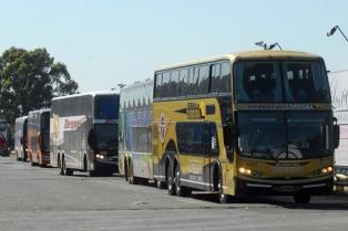 La UTA anunció un paro en el interior para servicios de larga distancia