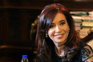 """""""Una vez más cumplimos, vuelve la Fragata"""", afirmó Cristina"""