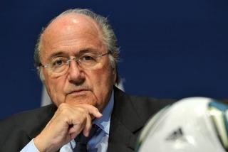 """Blatter, contradictorio: """"Sólo el 0,04 % de los partidos está arreglado"""""""