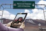 El Paso de San Francisco tendrá Internet durante el Dakar 2013