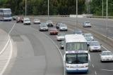 Más de 1.000 vehículos por hora circulan por la autovía 2 a la Costa