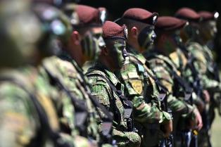 Al menos ocho disidentes de las FARC murieron en un operativo militar