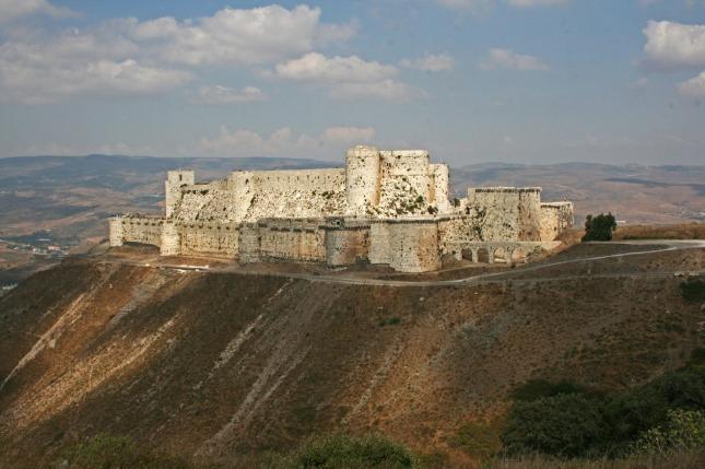 Krak des Chevaliers قلعة الحصن