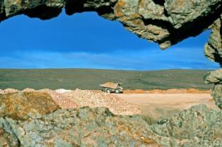 Huelga por tiempo indefinido contra un proyecto minero en la provincia del presidente Vizcarra