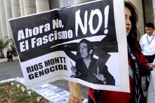 El máximo tribunal de Guatemala anuló la condena por genocidio contra el exdictador Ríos Montt