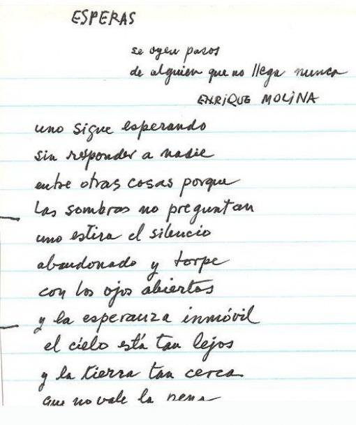 Poemas A Directora