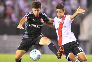 River derrotó en Núñez a Estudiantes y se afirmó bien arriba en la tabla