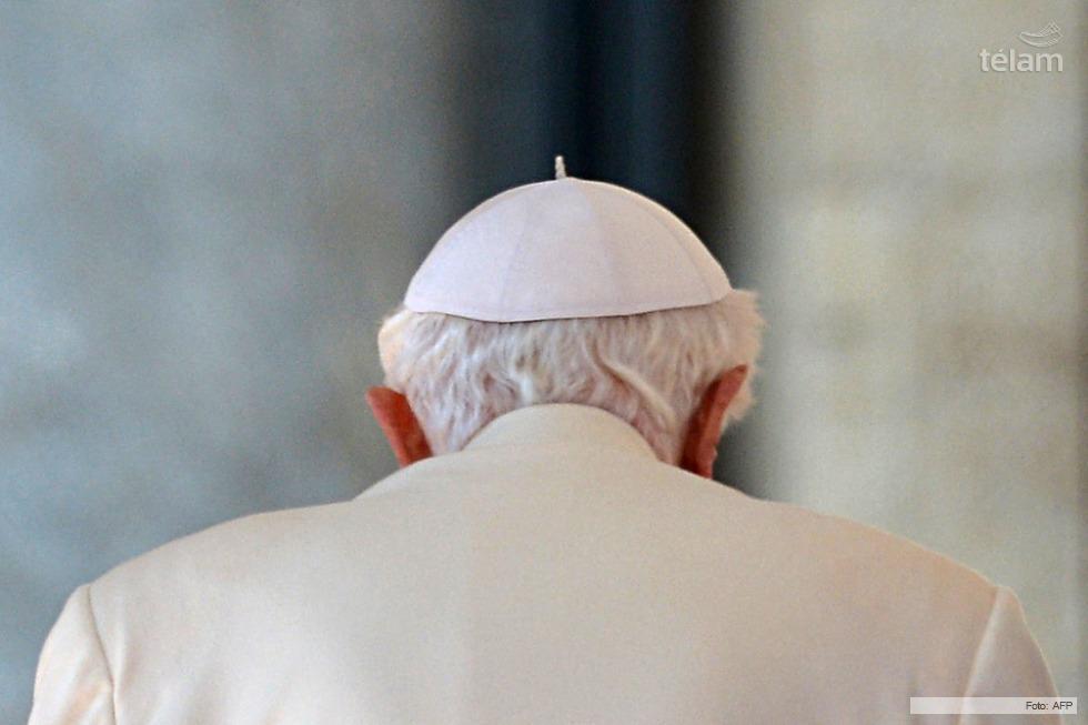 Benedicto XVI realizó su última audiencia pública como Papa.