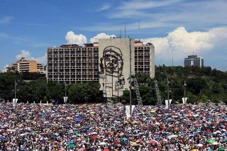 Cuba festejó el 56 aniversario del triunfo de la revolución