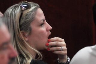El lunes se conoce veredicto por la salidera a Carolina Píparo