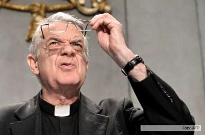 El vocero del vaticano rechaz las denuncias contra el for Las ultimas noticias del espectaculo argentino