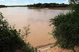 vista del río Bermejo