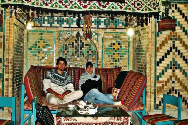 Juan y Daniela - Irán
