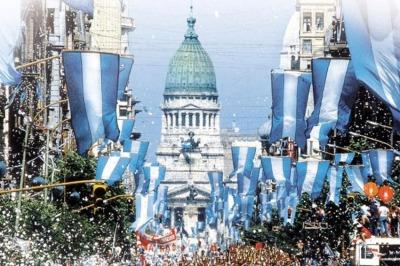 1983 El A O Que Cambi Definitivamente A Los Argentinos