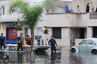 A cinco años de la inundación, los vecinos están pendientes del clima y con miedo a la lluvia