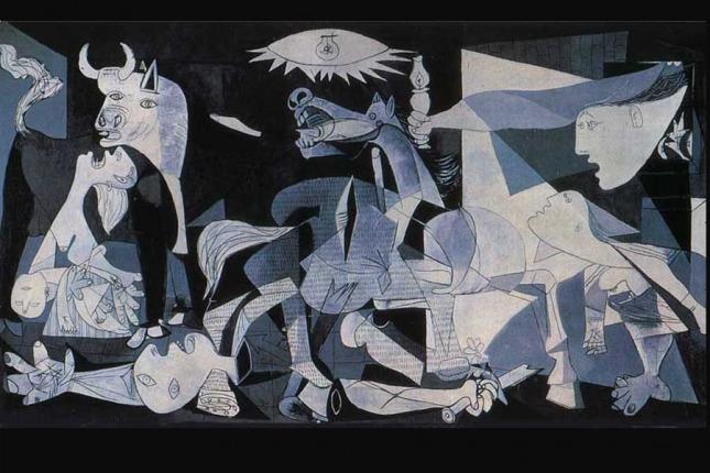 10 cuadros célebres de Pablo Picasso - Télam - Agencia Nacional de ...