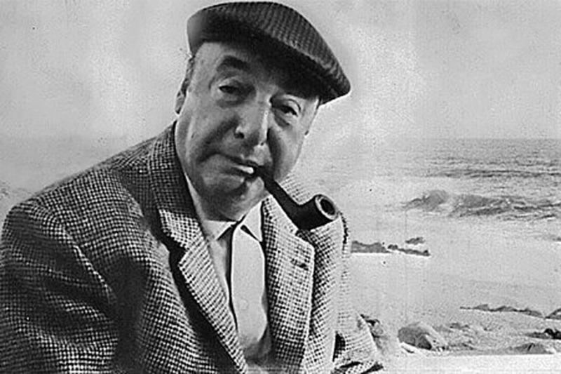 Pablo Neruda vida