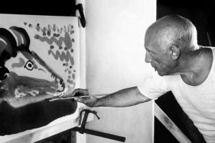 Una obra de Picasso será subastada por 5 millones de dólares