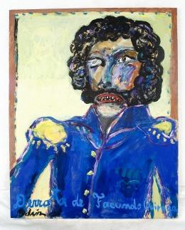 Derrota de Facundo Quiroga, serie General Paz
