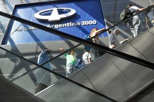 Los Aeropuertos Argentinos 2000 recibieron en marzo más de 3,5 millones de pasajeros