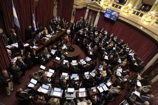 El Senado debatirá hoy la reforma del Consejo de la Magistratura