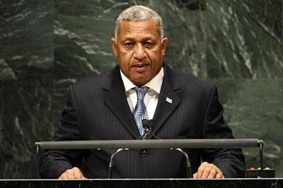 El Primer ministro revalida su mandato en las parlamentarias de Fiyi