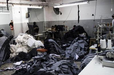 La AFIP detectó servidumbre y trata de personas en dos talleres textiles -  Télam - Agencia Nacional de Noticias 77ddb06546eb0
