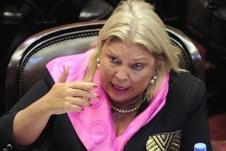 �Llamé a los directivos de Clarín y La Nación, les dije 'vienen por ustedes'�