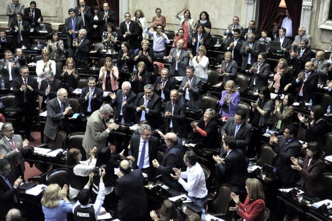 La Cámara de Diputados aprobó la reforma del Consejo de la Magistratura en una tensa sesión