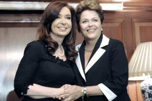 "Dilma Rousseff y Cristina Kirchner encabezan hoy la ""Contracumbre"" del G20"