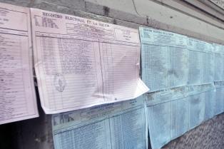 El padrón nacional electoral de la provincia de Buenos Aires aumentó este año el 2,9 por ciento comparado con 2015