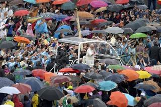 Se duplicó la asistencia de fieles al Vaticano tras la llegada de Francisco