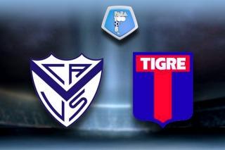 Vélez y Tigre se ponen al día