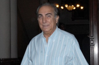 Falleció Julio Mahárbiz, maestro de ceremonias del Festival de Cosquín