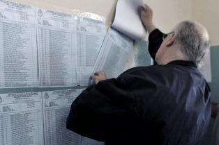 Ya se puede consultar el padrón electoral para las elecciones nacionales de este año