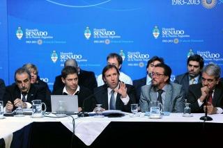 El equipo económico ratificó que el proyecto sobre divisas apuntalará la inversión en construcción y energía
