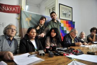 Organismos reclamaron por los derechos de los pueblos originarios