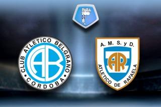 Rafaela quiere extender su buen momento en Córdoba ante Belgrano
