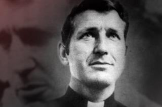 Homenaje al padre Carlos Mugica