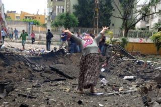 Al menos 20 muertos en un doble atentado en Turquía pone la mirada sobre el conflicto sirio