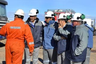 YPF y Chevron firman un acuerdo comercial para el desarrollo de shale oil en Vaca Muerta