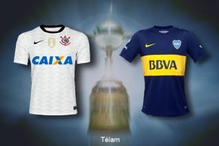 Boca se juega el pase a cuartos de la Libertadores ante Corinthians