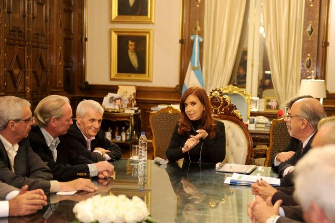 El Gobierno anunció un acuerdo paritario del orden del 24 por ciento con seis gremios