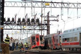 Un accidente ferroviario en Estados Unidos dejó al menos 70 heridos