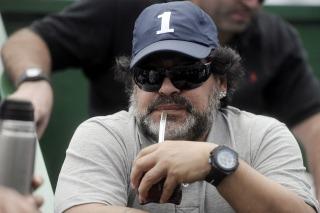 """Maradona: """"Ahora que se fumen a Bianchi los que lo querían en Boca"""""""