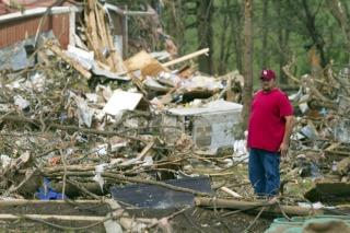Ascienden a 91 las víctimas fatales por el tornado en Oklahoma
