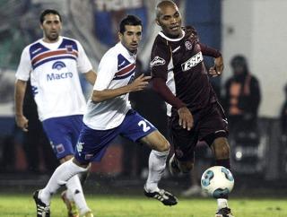 Lanús empató con Tigre y resignó la posibilidad de retornar a lo más alto