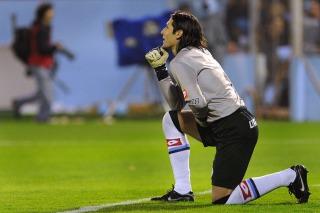 """El arquero de Belgrano aseguró que no necesita """"incentivación de nadie"""" porque juega por sus colores"""