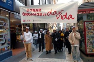 Más de 11.000 personas esperan un trasplante en Argentina