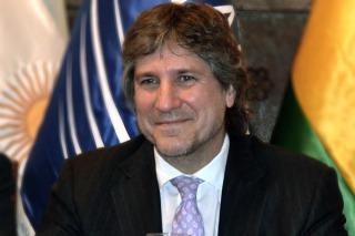 """Trabajamos para otra década ganada"", aseguró Boudou"